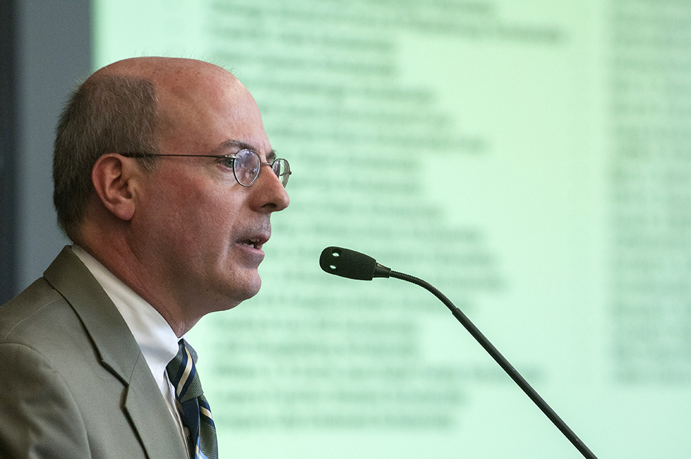 Steve Gilmore, Associate Dean for External Affairs