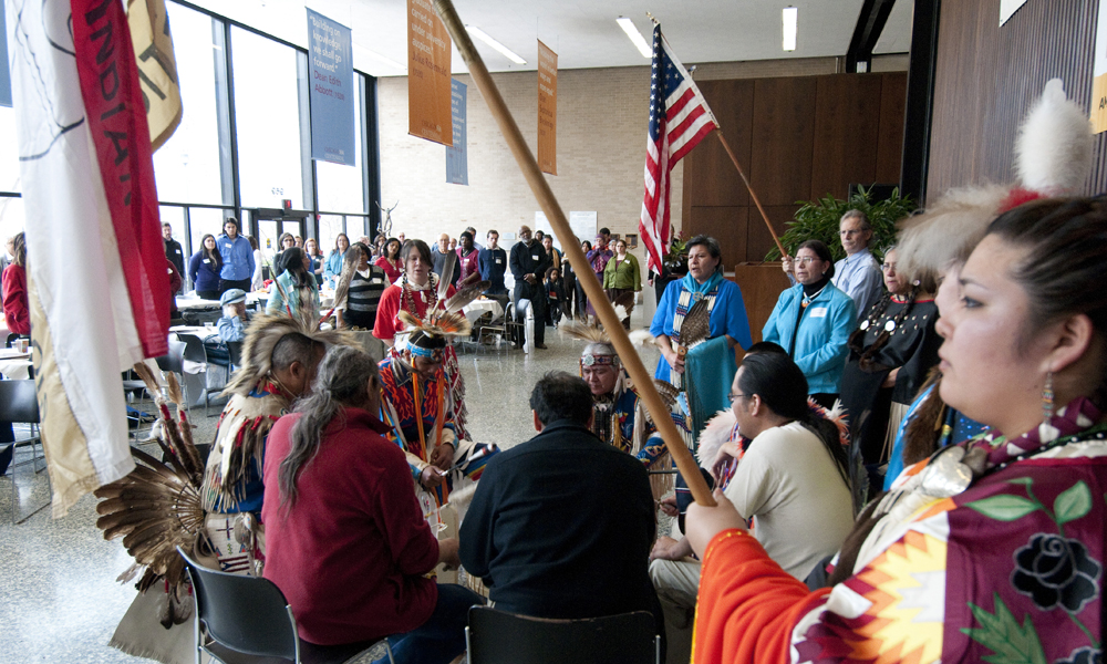 American Indian Conference 2011