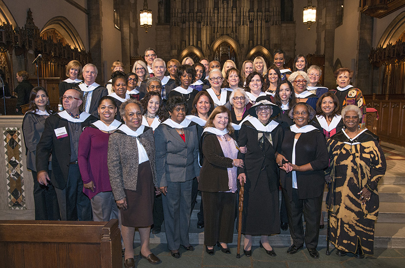 2013 Social Justice Lecture & Hooding Ceremony