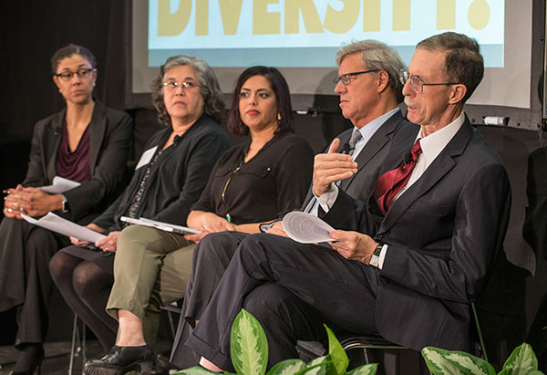 Academic Freedom and Diversity Panel