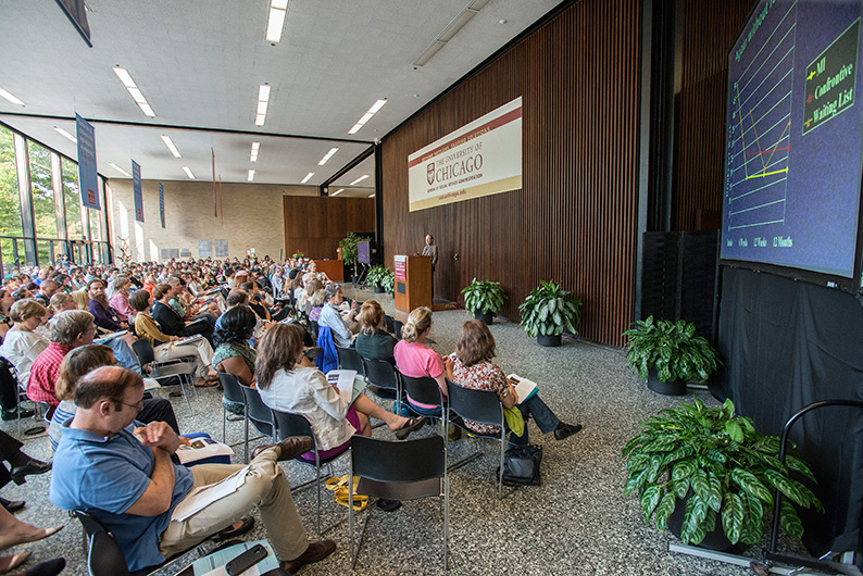 2014 Ruth Knee Lecture on Spirituality and Social Work