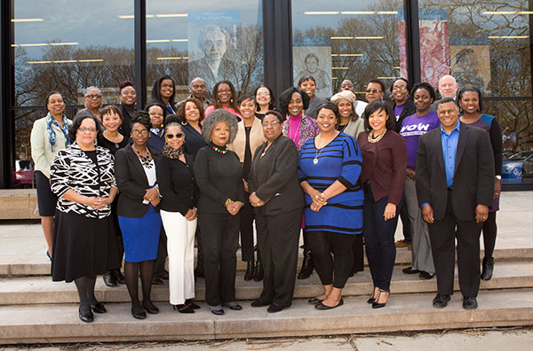 Phenomenal Black Women and Girls event participants