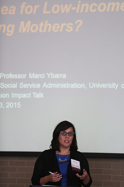Assistant Professor Marci Ybarra on Paid Family Leave
