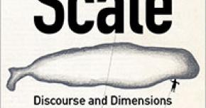 Scale: Discourse and Dimensions of Social Life