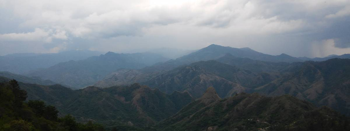 Mountains in Honduras