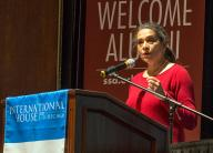 K. Sujata delivers Social Justice Address