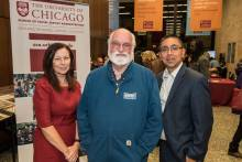 Gregory Boyle, founder of Homeboy Industries, delivered the 2018 Ruth Knee Lecture