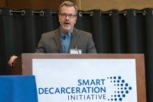 Matthew Epperson, Associate Professor, University of Chicago School of Social Service Administration and Co-Founder & Co-Director, Smart Decarceration Initiative