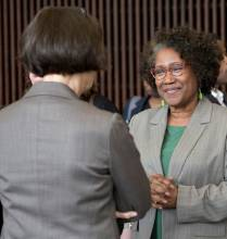 SSA Committee on Inclusion, Equity, and Diversity Inaugural Lecture 2016 presented by Iris B. Carlton-LaNey, AM '74