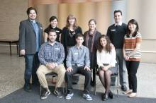 Alumni from the Seeds of Peace Program
