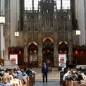 Rep. John Lewis speaks at Rockefeller Chapel