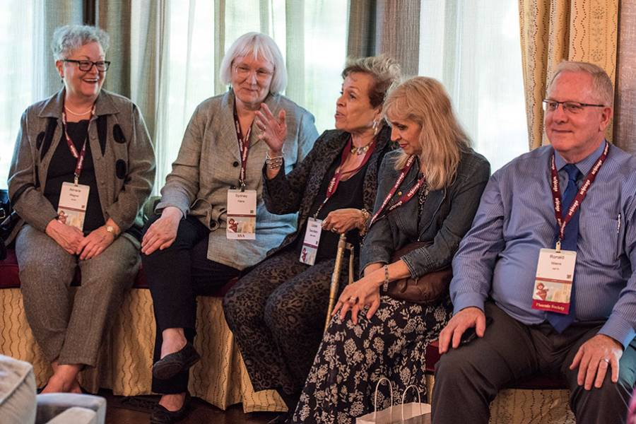 The Classes of 1968, 1969, 1978, and 1979 celebrated reunions
