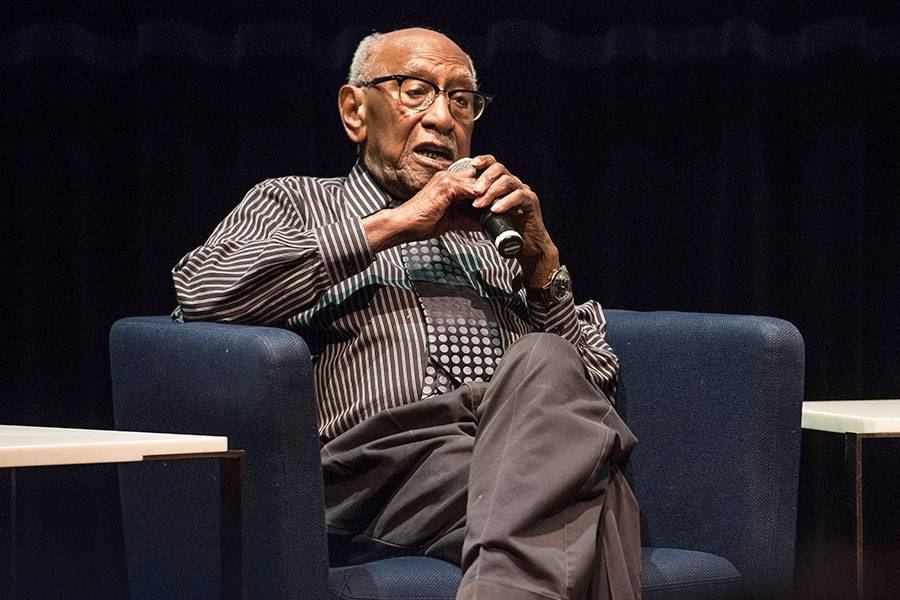 Timuel Black, Historian, Civil Rights Activist