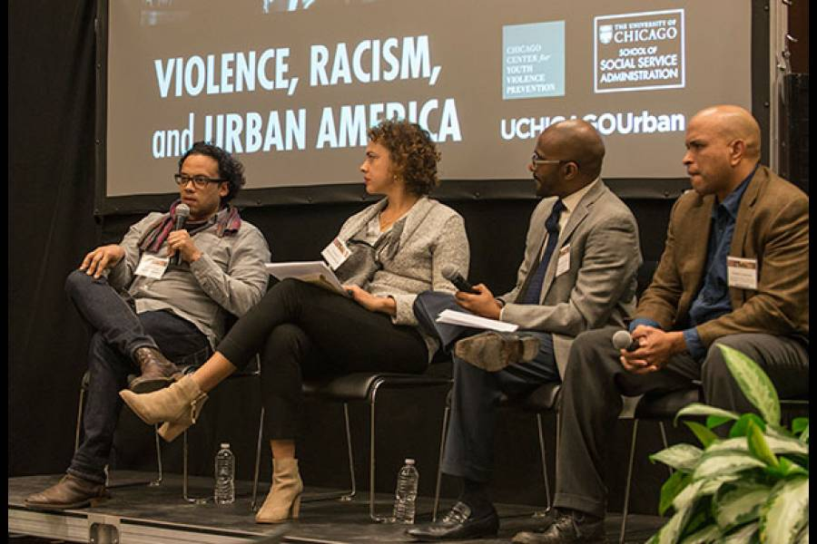 Violence, Racism, and Urban America: Movies and Panel Discussion