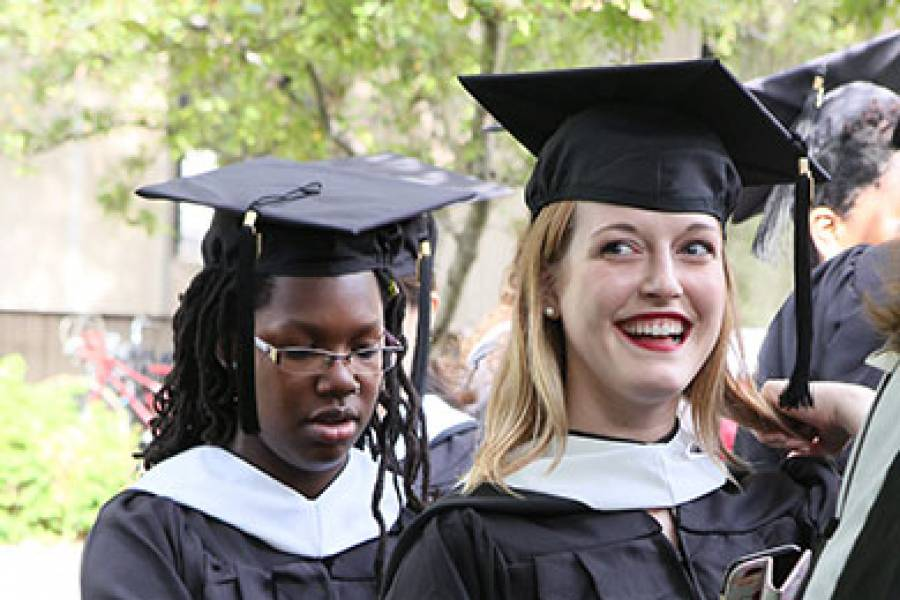 Master's students