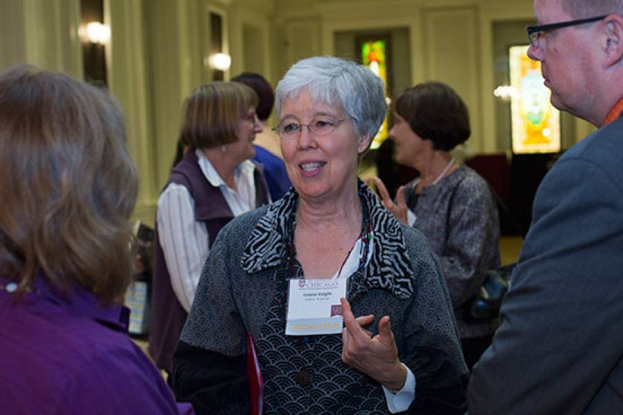 2015 Reunion: Pioneers of the New Social Frontier event