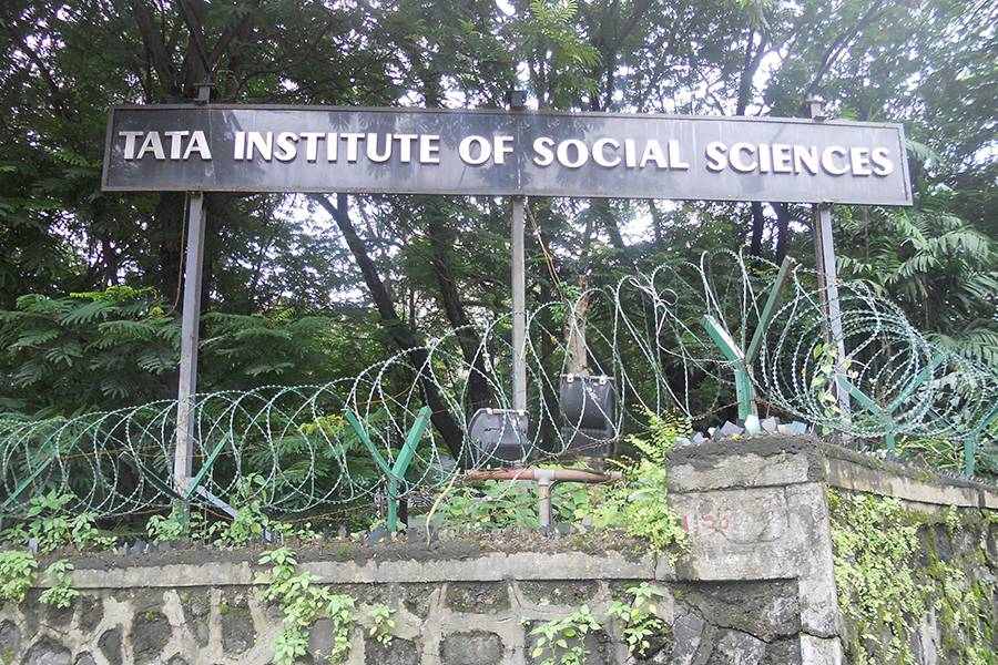 Trip to Tata Institute of Social Sciences, August 2011