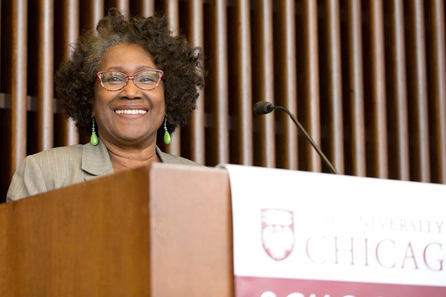 SSA Committee on Inclusion, Equity, and Diversity Inaugural Lecture 2016