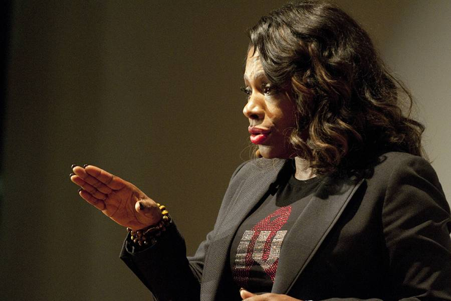 """""""Sometimes I Cry,"""" with Sheryl Lee Ralph"""