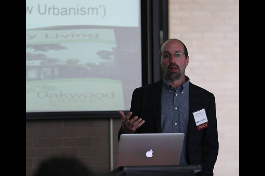 Professor Robert Chaskin on Public Housing Reform and Chicago's Plan for Transformation