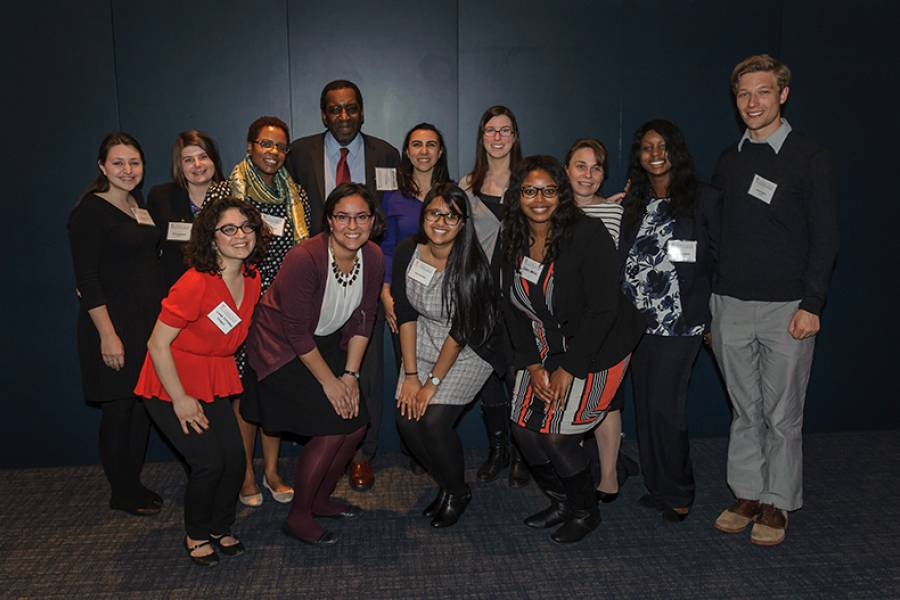 Washington Week Alumni event with Professor Charles Payne