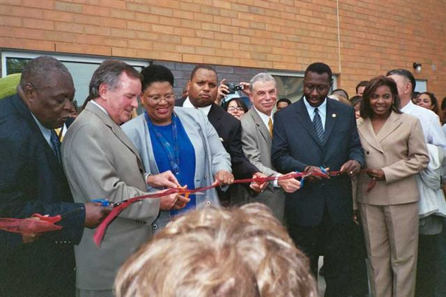 Opening of Westside Health Authority