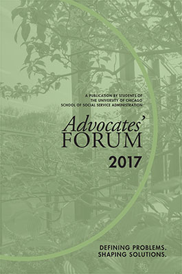 Advocates' Forum 2017 cover