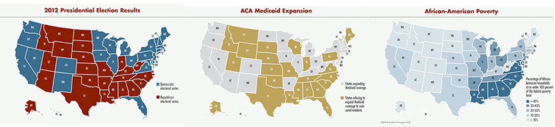 Health Care Maps