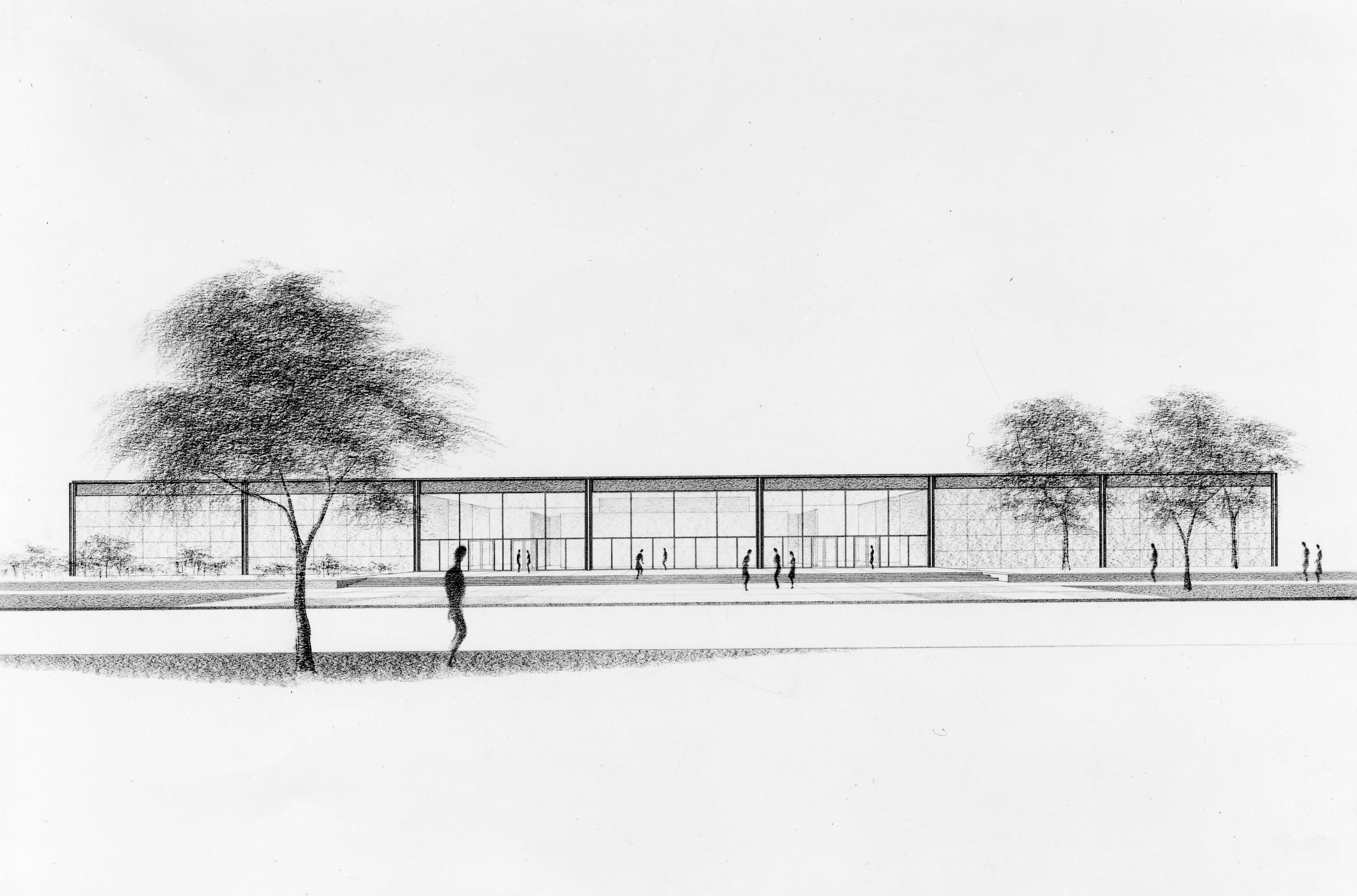 Mies Building
