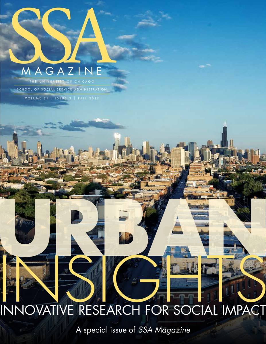 SSA Magazine Fall 2017 Issue Cover