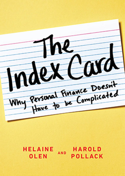 The Index Card book